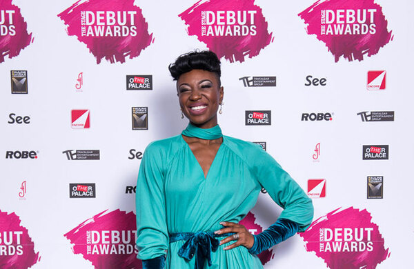 Hamilton actor among stars of tomorrow celebrated at The Stage Debut Awards 2017