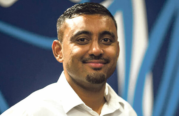 Abdul Shayek: 'BAME communities needed us in Wales'