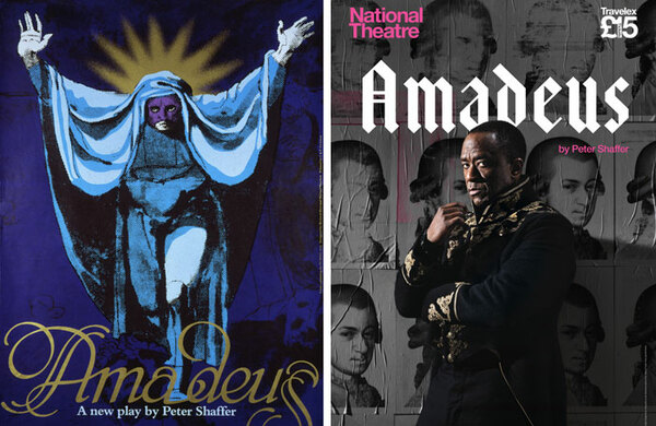 Tracing the National Theatre's past through 50 years of eye-catching posters