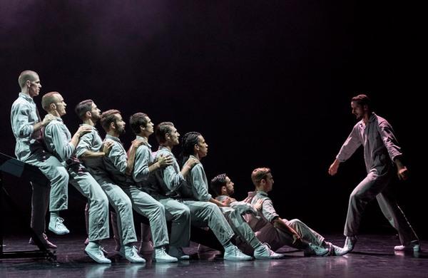 Ballet Boyz: Fourteen Days