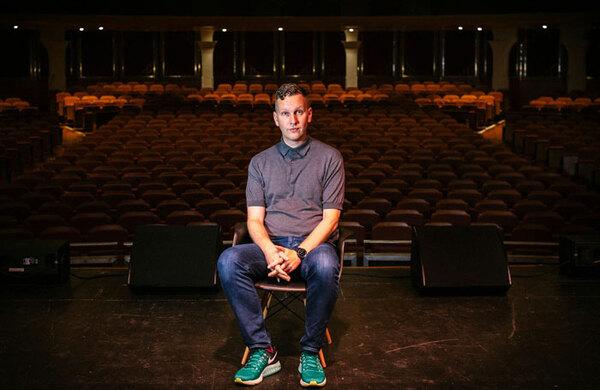 David Shrigley announced as Brighton Festival guest director for 2018