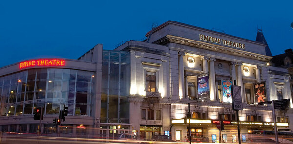 Woman allegedly assaulted at Liverpool's Empire Theatre