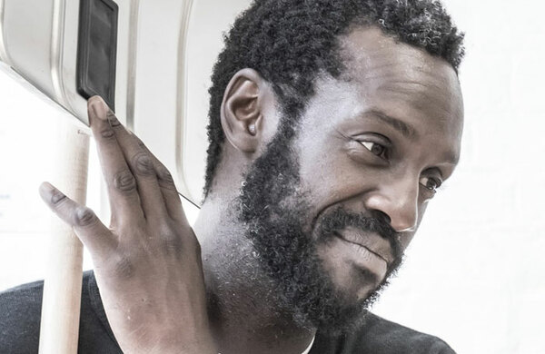 Lawyer-turned-actor Sule Rimi: 'I hope to get a job that will call on my drum'n'bass skills'