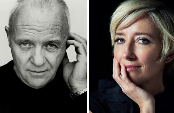 Emma Thompson and Anthony Hopkins to lead star-studded King Lear for BBC2