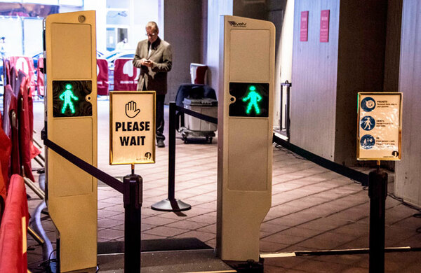 Howard Sherman: Airport-style security has landed on Broadway but will audiences fly away?