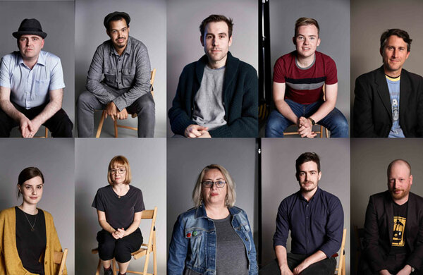 Actor, stand-up comedian and screenwriter among Bruntwood Prize nominees