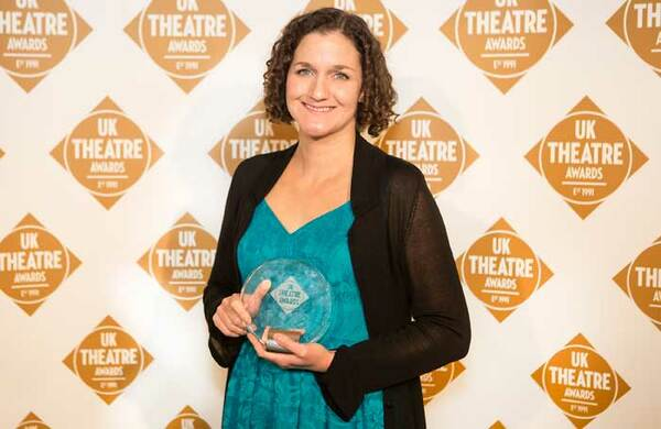 Playwright Lizzie Nunnery: 'Theatre writing is a long way from gender parity'