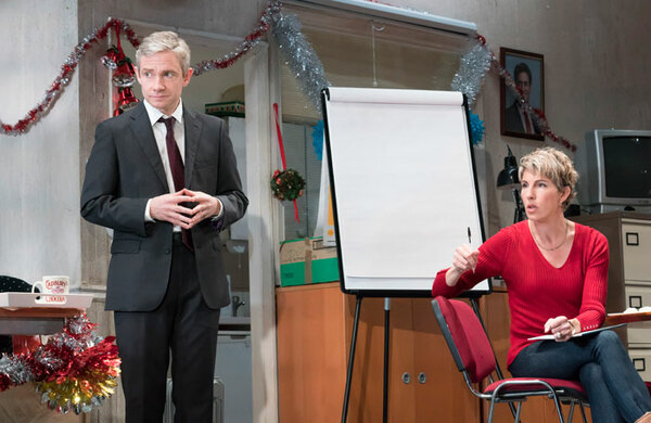 Andrzej Lukowski: Labours of love actually as theatre sees new romcom boom