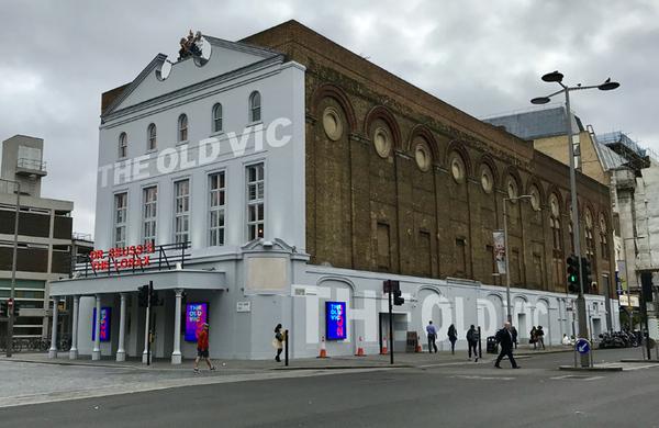 London's Old Vic announces 200th birthday season of world premieres