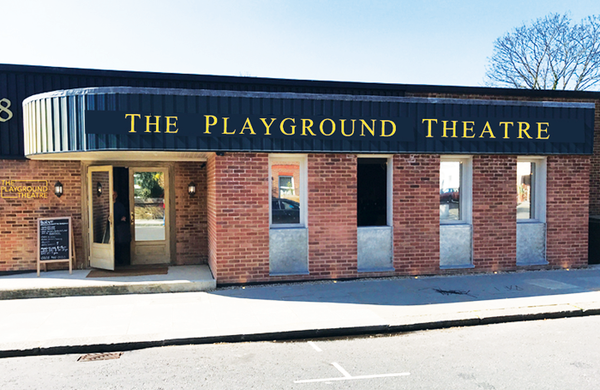 Playground Theatre: Performance venue is next stop for the company based at a former bus depot