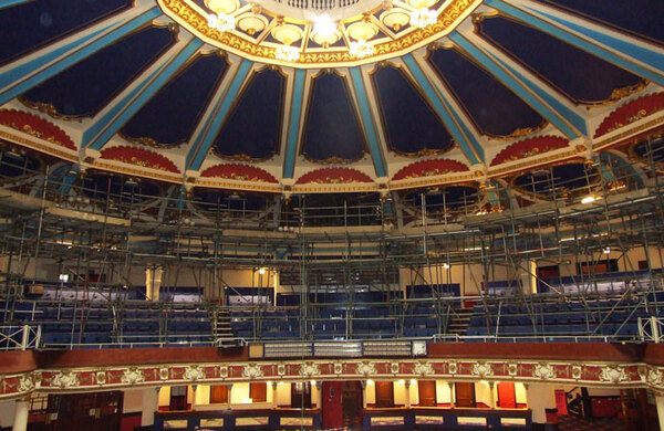 Campaigners fear Brighton Hippodrome will be sold for non-theatre use