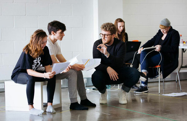 Boundless Theatre announces playwriting translation project for young people