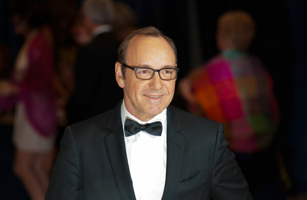 Charity Commission writes to Old Vic trustees over Kevin Spacey allegations