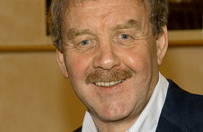 Michael Colgan, former artistic director of Dublin's Gate Theatre
