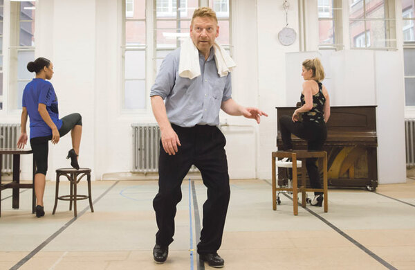 Diary: Kenneth Branagh puts his foot in it