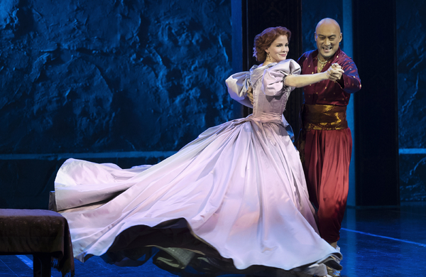 Broadway's The King and I to transfer to London in 2018