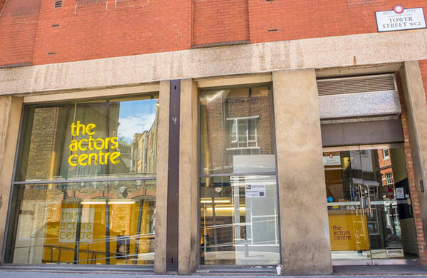 Actors Centre to offer free performance space for new work