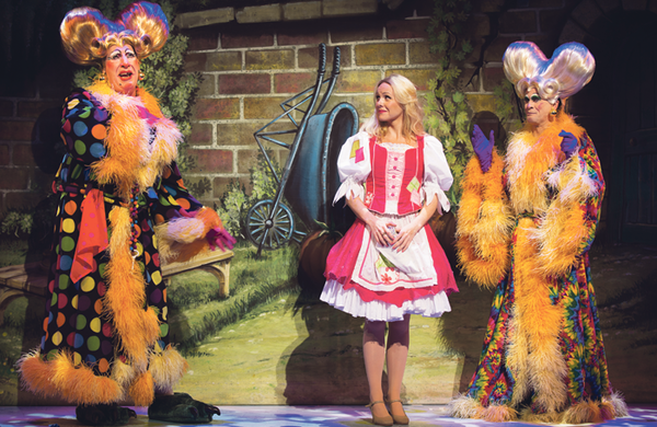 Cinders and Co save the day – how pantomime keeps theatre afloat