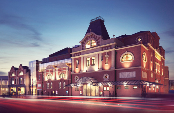Darlington Hippodrome reopens after £13.7m revamp