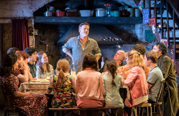 The Ferryman, which won three prizes at the London Evening Standard Theatre Awards 2017. Photo: Johan Persson
