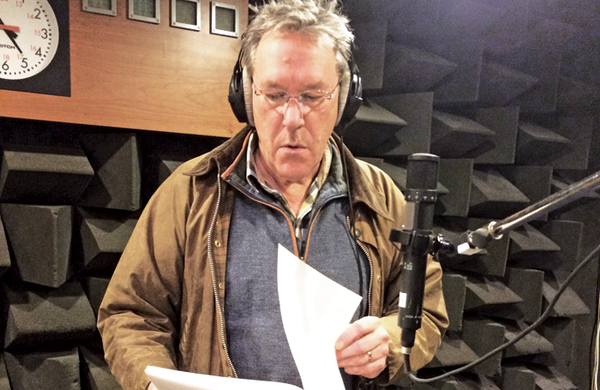 The Archers star Tim Bentinck: 'I want my memoirs to show my grandchildren I've done more than voice-acting a gnome'