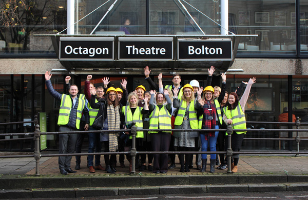 Bolton Octagon launches £1.5m campaign for theatre redevelopment