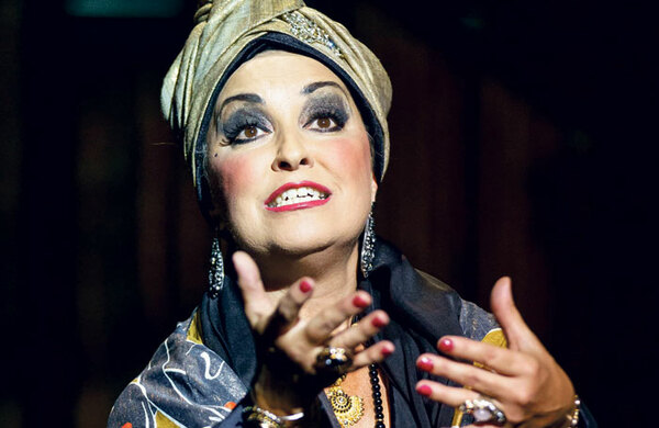 Sunset Boulevard's Ria Jones: 'Musical theatre doesn't have enough great roles for women over 50'