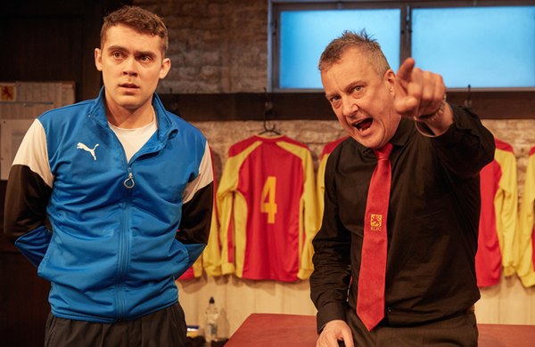 Pat Nevin: At last, a play that shows the authentic drama of the beautiful game