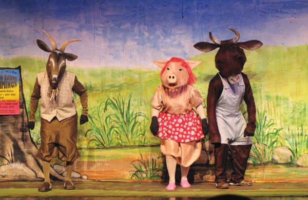 Jamaican pantomime: How a British tradition was given a Caribbean flavour