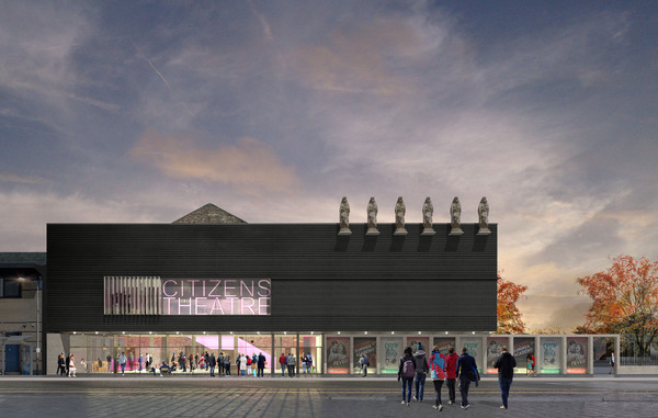 Glasgow Citizens theatre to go dark for two years in £19.4m redevelopment
