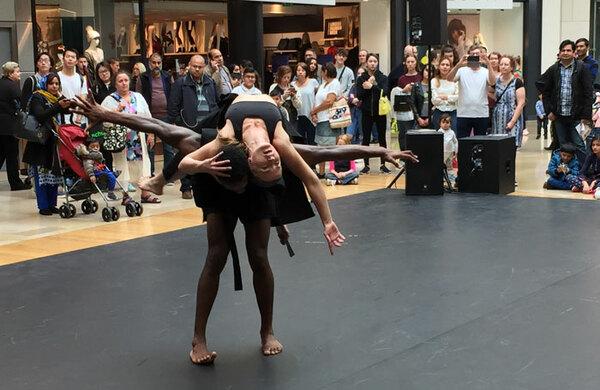 Birmingham Dance Hub unveils first bursary recipients