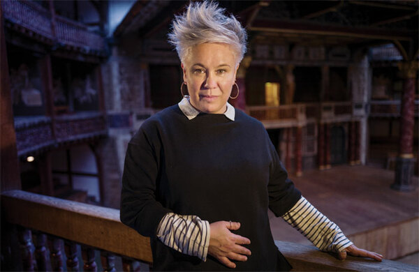 Emma Rice: 'My working-class background was a barrier at the Globe'