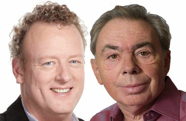 Andrew Lloyd Webber joins Howard Goodall for six-part musical theatre series