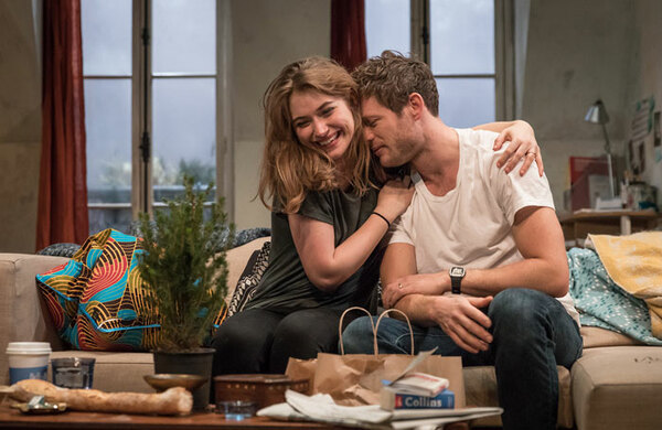 In pictures: Belleville starring Imogen Poots and James Norton
