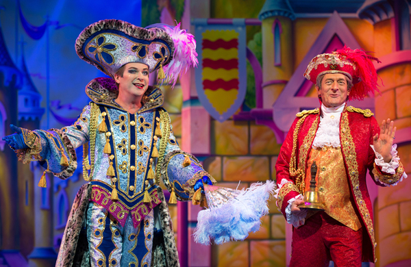 Producer of UK's biggest pantomimes scraps traditional routine in wake of harassment scandal