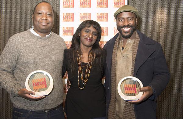 Playwright Mufaro Makubika wins 2017 Alfred Fagon Award