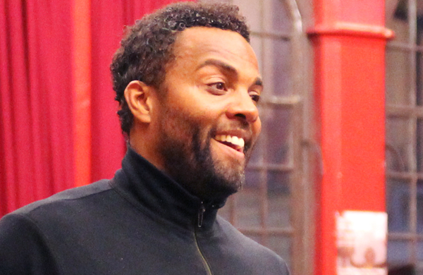 Ray Fearon: 'Theatre is the actor's medium, it's the place you want to come back to'