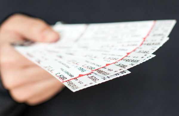 Four arrested in crackdown on ticket touts