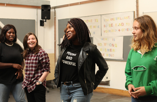 London's Yard Theatre sets up youth arm to nurture new talent