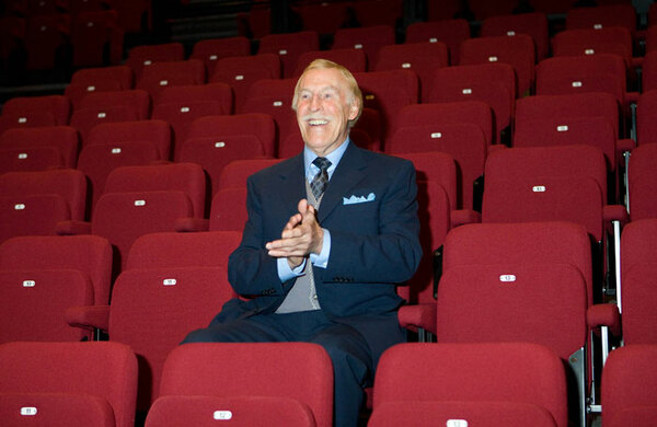 BBC1 to broadcast London Palladium event honouring Bruce Forsyth