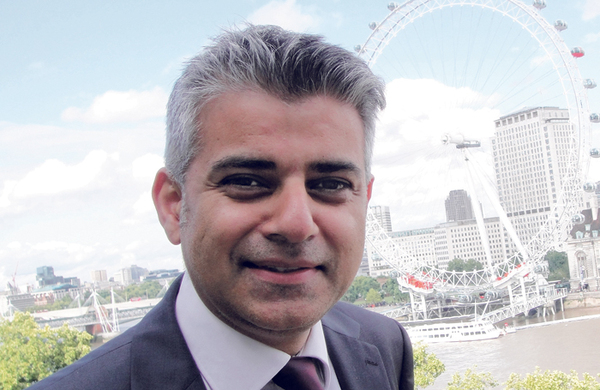 London mayor Sadiq Khan pledges £500,000 for creative enterprise zones