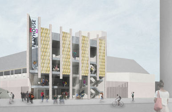 West Yorkshire Playhouse given go-ahead for £14m refurb