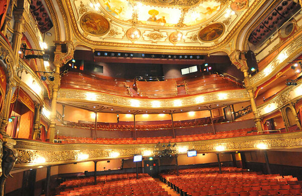 Belfast's Grand Opera House launches £11m restoration plan