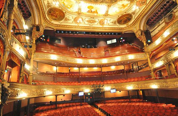 Belfast's Grand Opera House launches £11m restoration plan