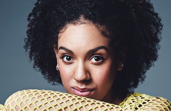 Pearl Mackie: 'People might not know I've done lots of theatre before, Doctor Who was the anomaly for me'