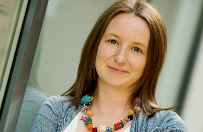 Sarah Brigham, chief executive and artistic director at Derby Theatre