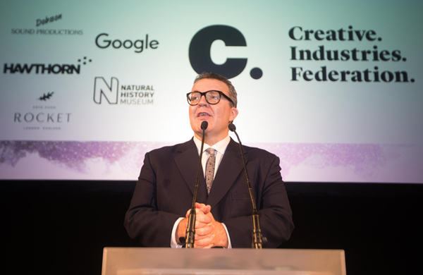 Labour's Tom Watson: 'Government's arts team must address funding and equality'