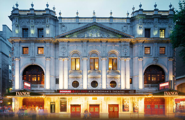 Wyndham's Theatre to renovate plaster ceiling