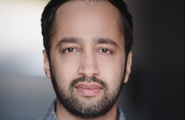 Playwright, actor and producer Asif Khan: 'As a Muslim, I felt I could bring something more authentic'
