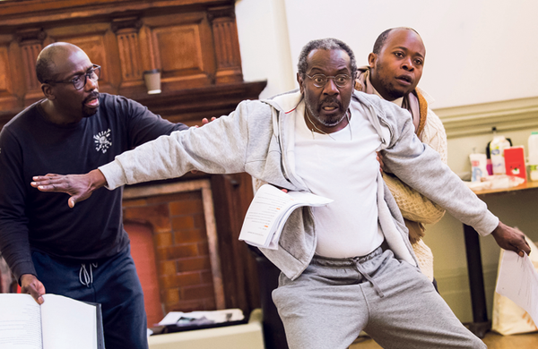 Eclipse Theatre: the company making strides in telling black Britain's lost stories